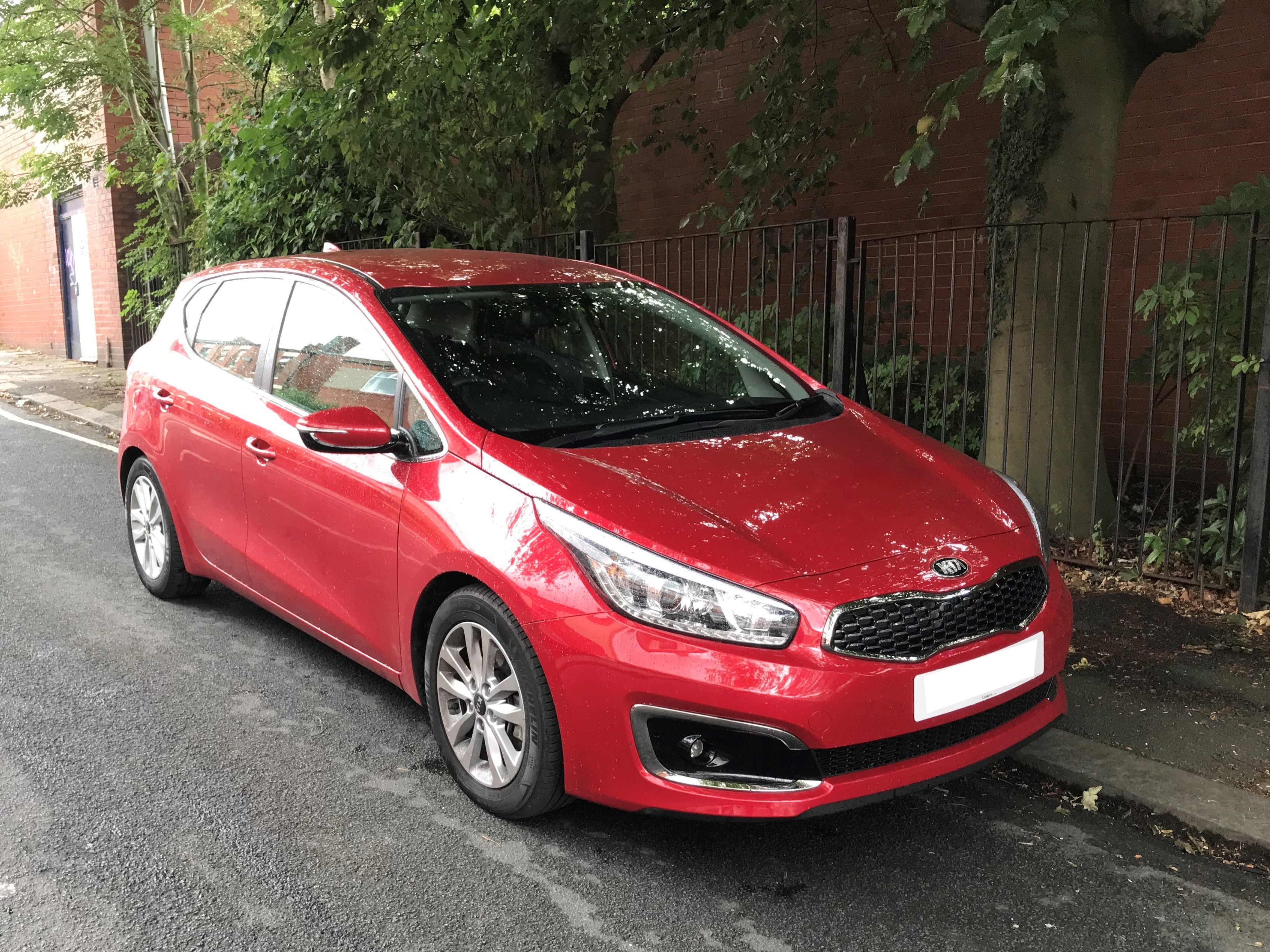 Medium  5 door car e.g. Vauxhall  Astra / Peugeot 208 / Kia Cee'd for hire in Middleton