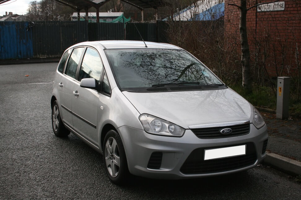Large 5 door car e.g. Ford C-Max / Toyota Avensis for hire in Middleton